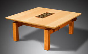 The Inspiration For Our Japanese Tea Table Is A Traditional Table
